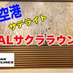 【成田空港JALサクララウンジ】名物カレーを食べにいきます